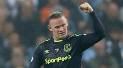 Wayne Rooney enjoyed scoring his 200th Premier League goal at the Etihad Stadium
