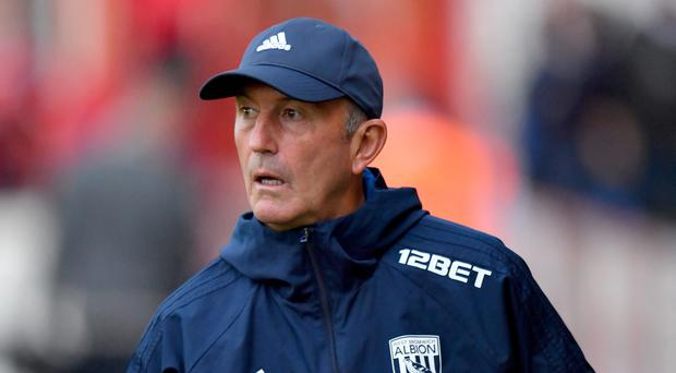 West Brom manager Tony Pulis is keen to make more signings
