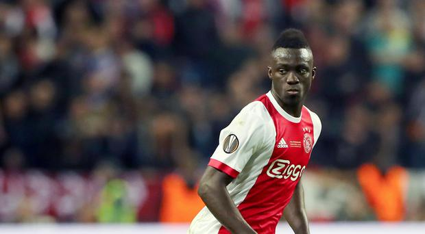 Davinson Sanchez has completed his switch to Spurs