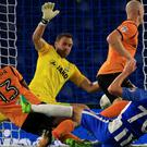 James Tilley scored Brighton's winner against Barnet