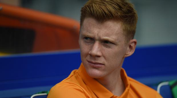 Sam Clucas is back in the Premier League