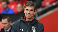 Mauricio Pellegrino took solace from Southampton's Carabao Cup exit