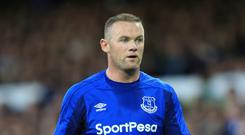 Wayne Rooney is set to line up for Everton in Thursday's Europa League clash against Hajduk Split