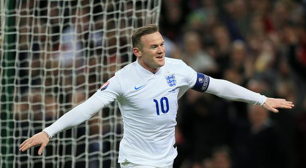 England manager Gareth Southgate has challenged his players to step out of Wayne Rooney's shadow
