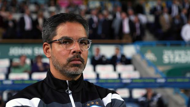 David Wagner is happy with the make-up of his Huddersfield squad