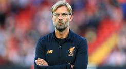 Jurgen Klopp's eyeing up some big-name signings ahead of Thursday's transfer dealine