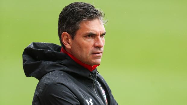 Mauricio Pellegrino has taken four points from his first two Premier League games