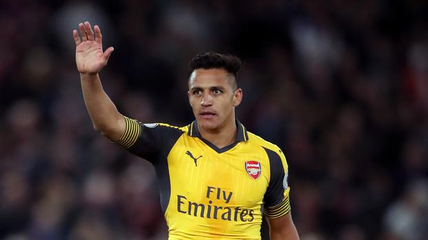Alexis Sanchez makes a timely return for Arsenal this weekend...but could it be his last game for the club?