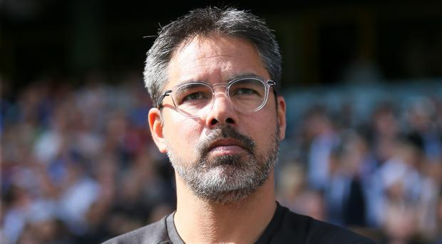 Huddersfield manager David Wagner saw his side remain unbeaten