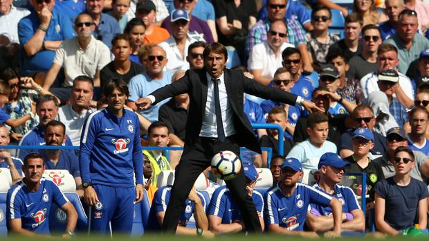 Antonio Conte remains fully committed to Chelsea