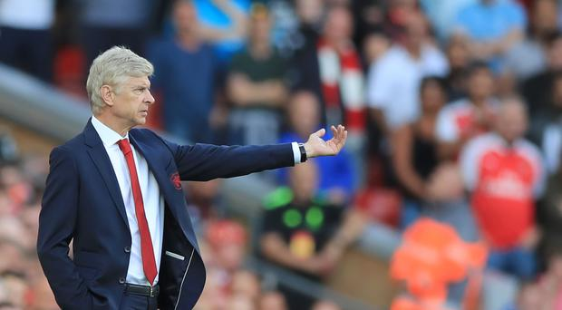 Arsene Wenger's Arsenal were comprehensively beaten at Liverpool