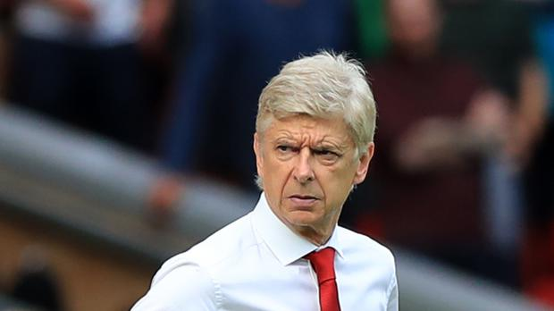Arsenal manager Arsene Wenger suffered another disappointing defeat at a top-six rival on Sunday