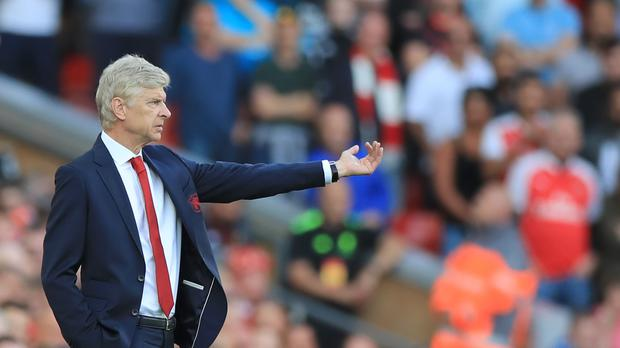 Arsene Wenger faced familiar unhappiness from Gunners supporters after the loss at Liverpool