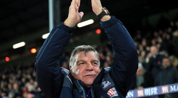 Sam Allardyce resigned from Crystal Palace in May after leading them to survival