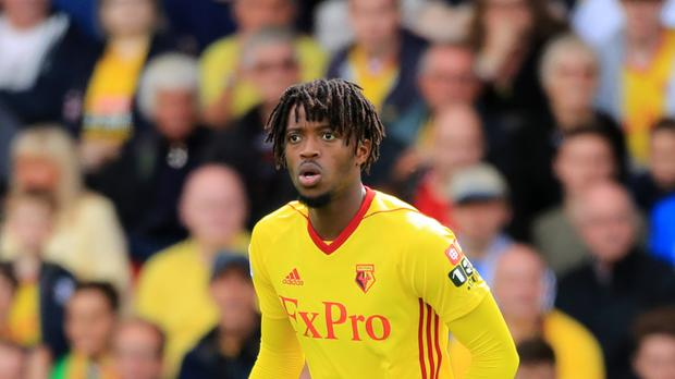 Watford's Nathaniel Chalobah is a new face in the England squad