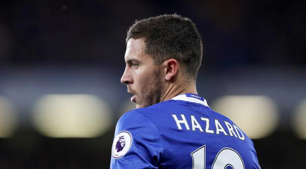 Eden Hazard has again been joined at Chelsea by one of his brothers