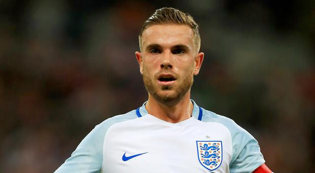 Jordan Henderson is a contender to become England's next permanent skipper