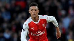 Arsenal left-back Kieran Gibbs is close to moving to West Brom