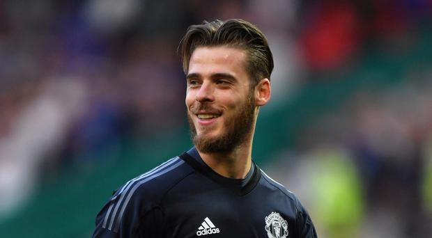 David De Gea missed out on a transfer to Real Madrid
