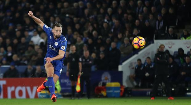 Daniel Drinkwater signed a new contract last summer to remain at Leicester until 2021