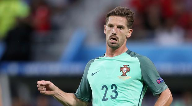 Portugal's Adrien Silva could become a Leicester player