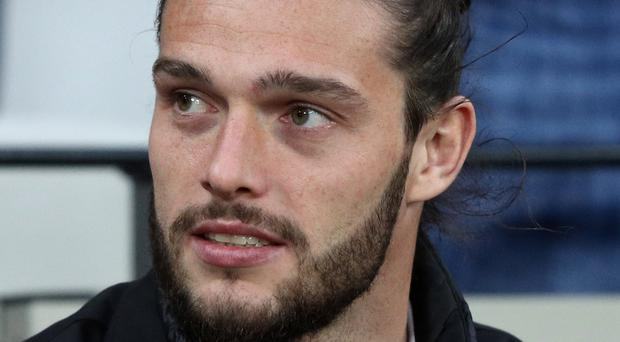 Footballer Andy Carroll gave evidence in the case