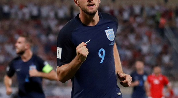 Harry Kane: 'Of course we always want to blow teams away, but it doesn't always happen like that' Photo: Reuters