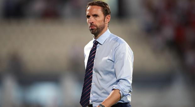 England manager Gareth Southgate saw his side struggle to break down Malta