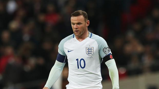 Wayne Rooney will not return in an England shirt