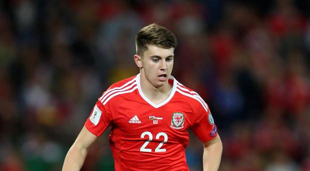 Chris Coleman hails Wales goal hero Ben Woodburn's composure