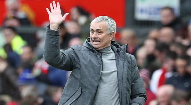 Jose Mourinho, pictured, is targeting Sir Alex Ferguson's Champions League record