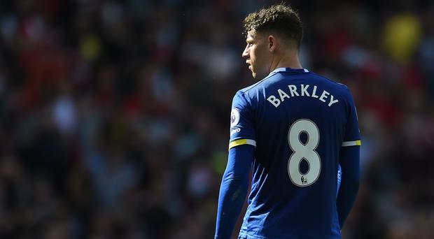Ross Barkley is in Everton's European squad