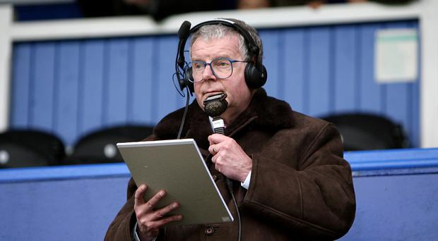 John Motson has commentated on some memorable matches over his career