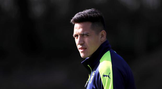 Alexis Sanchez (pictured) will cost up to £70million to replace, says Arsene Wenger