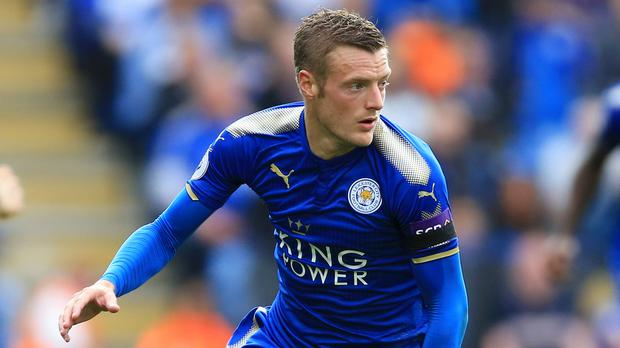 Leicester's Jamie Vardy turned down a move to Arsenal last year