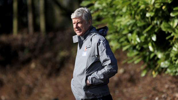 Arsene Wenger's Arsenal host Bournemouth this weekend