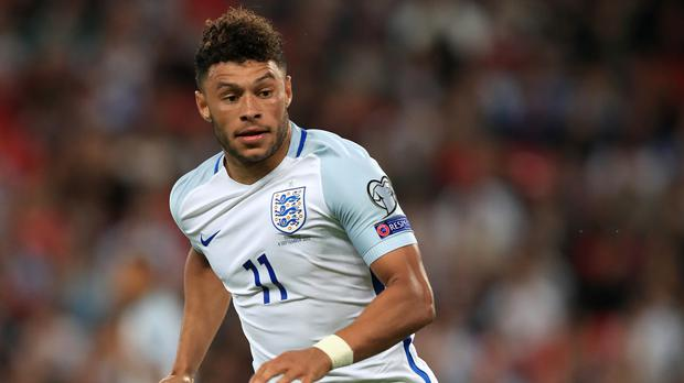 Alex Oxlade-Chamberlain set to play his first game for Liverpool against Manchester City this weekend