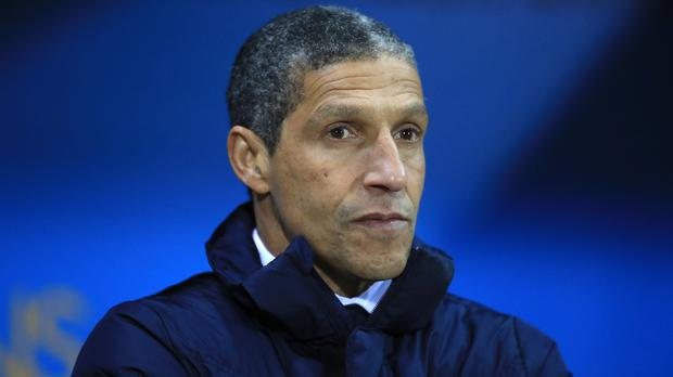 Chris Hughton missed out on some of his main transfer targets