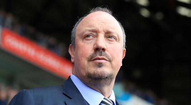 Newcastle manager Rafael Benitez underwent surgery during the international break