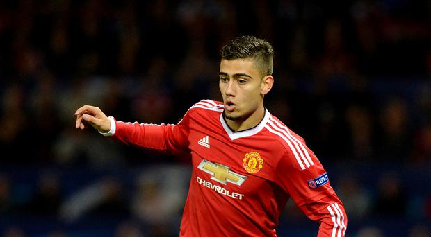 Andreas Pereira's decision to leave Manchester United on loan has disappointed Jose Mourinho