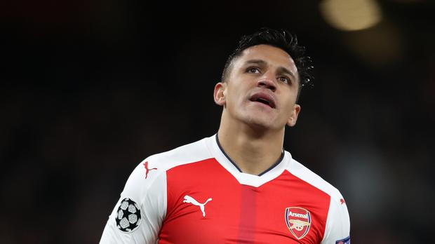 Manchester City failed in attempts to sign Arsenal's Alexis Sanchez