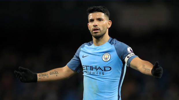 Sergio Aguero has been prolific for Manchester City