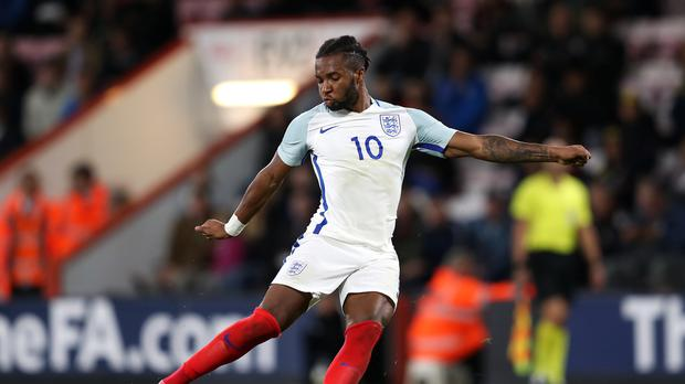 Kasey Palmer is one of England's 'next generation'