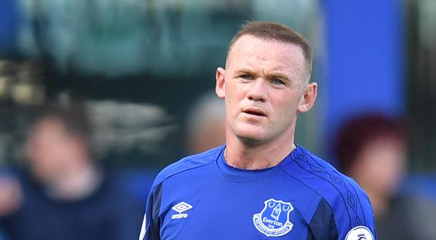 Wayne Rooney could not prevent Everton from losing against Tottenham