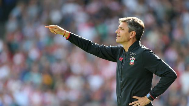 Mauricio Pellegrino's side have not scored in three of their four matches this season