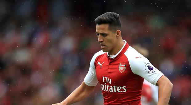Arsenal's Alexis Sanchez saw a deadline day move to Manchester City collapse