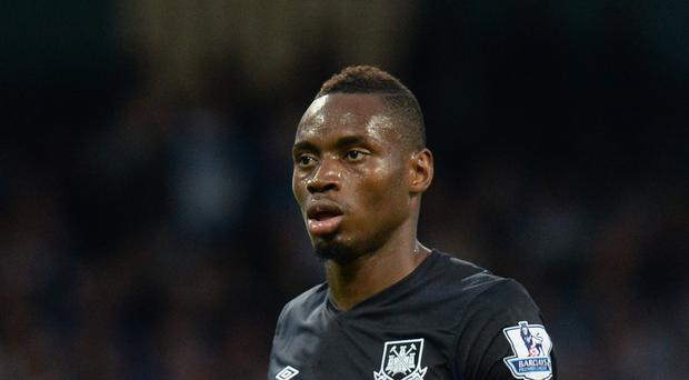 Diafra Sakho failed to get the deadline-day move he wanted