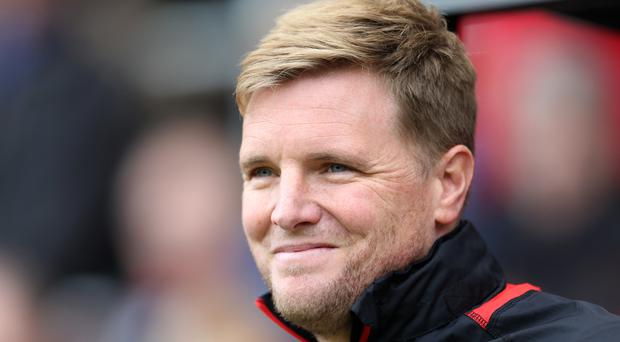 Eddie Howe has told Bournemouth to hold their attacking nerve to reverse their Premier League form
