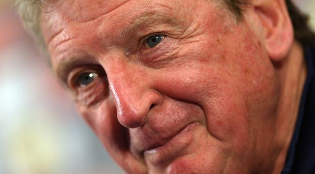 Roy Hodgson wants to see character and desire from his Crystal Palace players