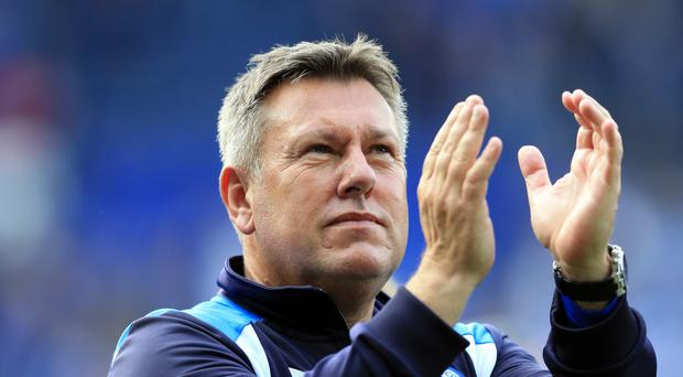 Leicester manager Craig Shakespeare has been pleased with his side's performances so far this season